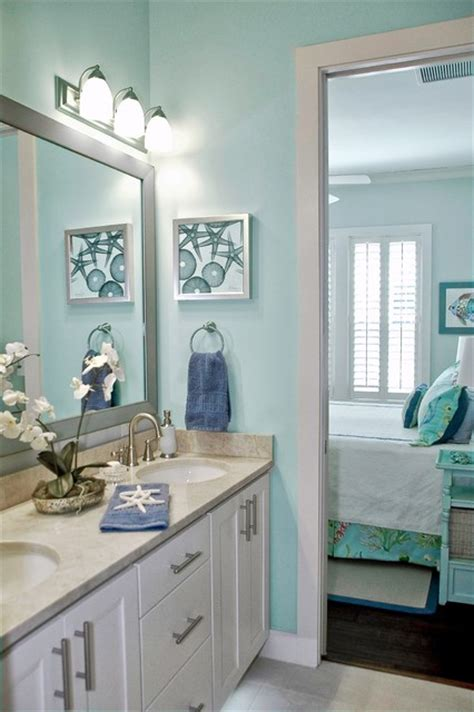 beach style bathroom coastal home atlantic beach beach style bathroom
