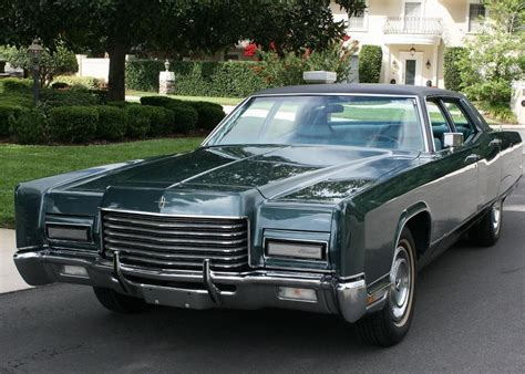 how make cars 1993 lincoln continental head up display 1971 lincoln continental estate survivor 22k miles