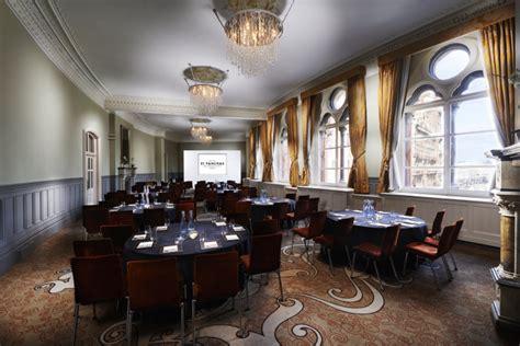 meeting rooms at st pancras renaissance hotel