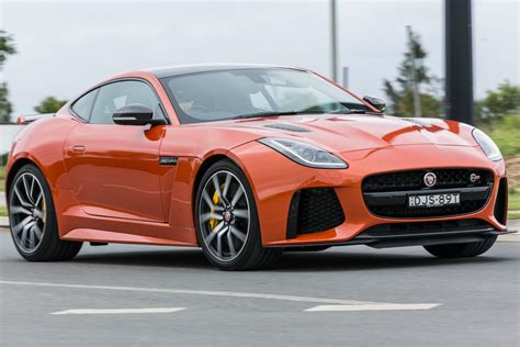 2017 jaguar f type svr review caradvice