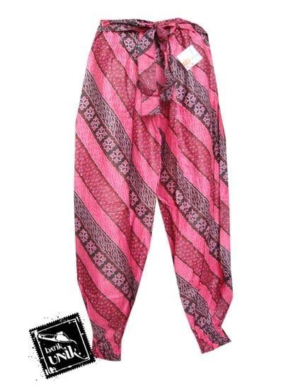 celana batik aladin motif lirisan parang bawahan rok