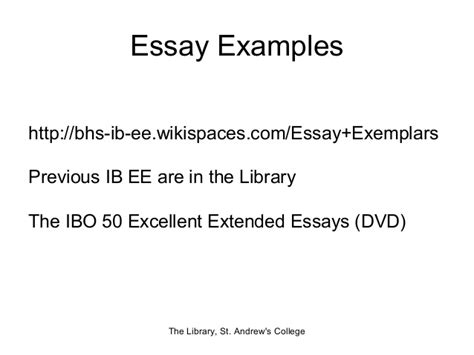 Ib Biology Extended Essay by Ib Extended Essay Incl Viva Voce And Reflections On