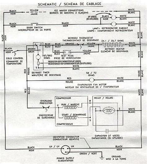 walk in freezer defrost timer wiring diagram wiring