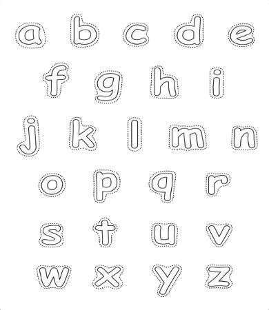 free printable alphabet letters lowercase common worksheets 187 free printable lowercase alphabet