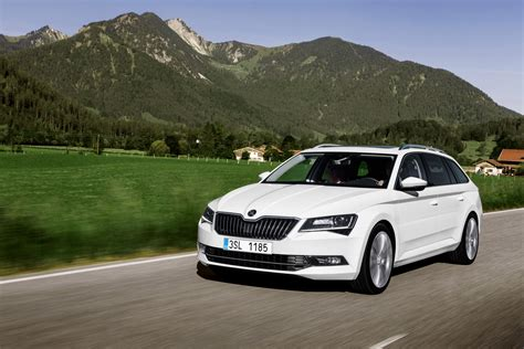 when is the new skoda superbing out check out the skoda superb combi in 58 new photos