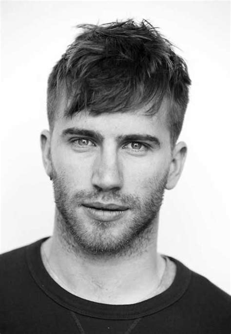 faded sides haircut for men 20 messy hair styles for men mens hairstyles 2018