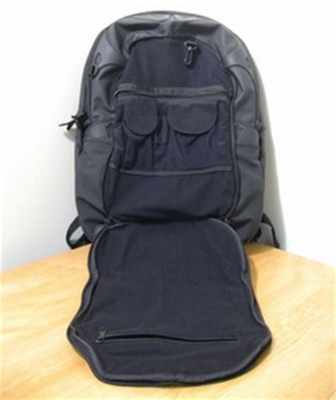 Velocity Pro Backpack Is What Spider Would Use To Carry Around His Laptop by Slappa Velocity Spyder Pro Backpack Review Notebookreview