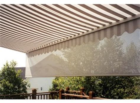 Americana Awnings by Americana Retractable Fabric Awning