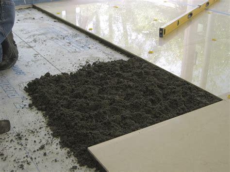 Mud Floor For Tile   Tile Design Ideas