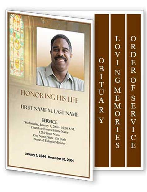 free obituary layout design funeral program layouts funeral program designs