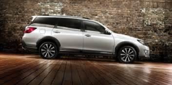 Subaru Seven Seater 2018 Subaru Seven Seater Suv Specs Price 2018 2019 Best