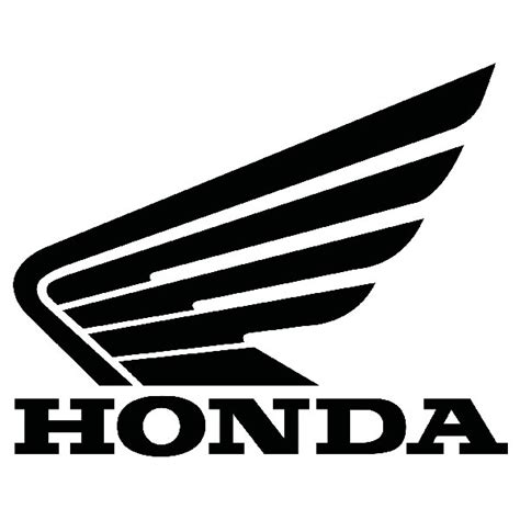 Honda Aufkleber Motorrad fl 252 gel honda links motorrad