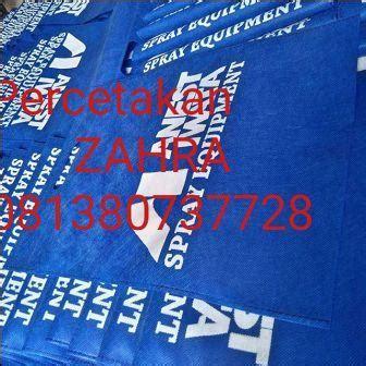 Paperbag Besar Shopping Bag Sablon cetak goodybag