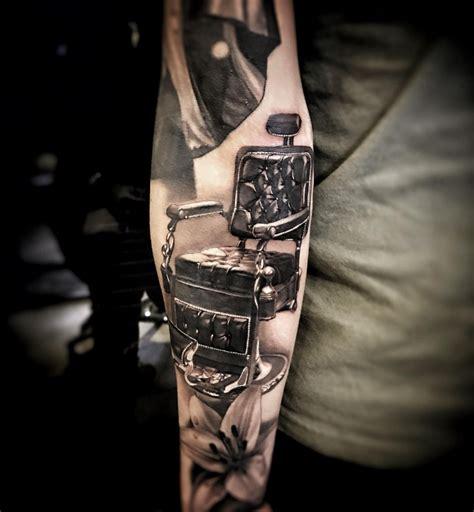 tattoo arm chair chair half sleeve tattoo tattoos center