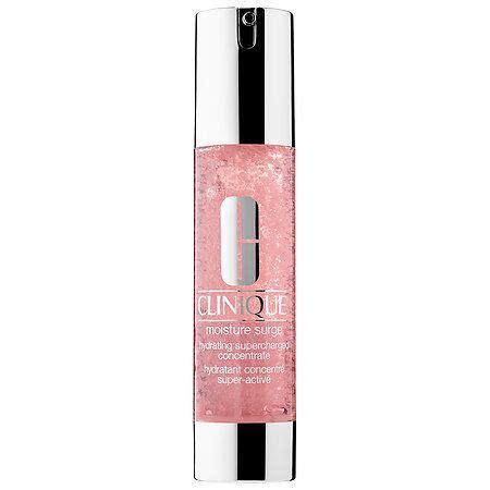 Clinique Moisture Surge clinique moisture surge hydrating supercharged concentrate