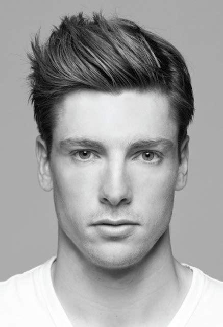 model gaya rambut pria sesuai bentuk wajah blog campuran