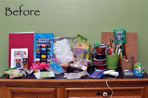 how to organize crafts how to organize craft supplies rockin
