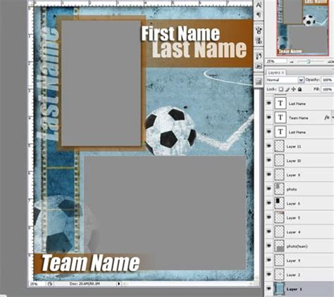 memory mate templates for photoshop sport memory mates overall arc4studio photoshop