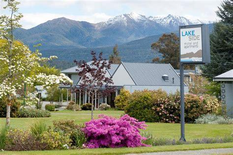Blue Mountain Cottages Te Anau by Te Anau Accommodation Nz Travel Planner Nz Travel