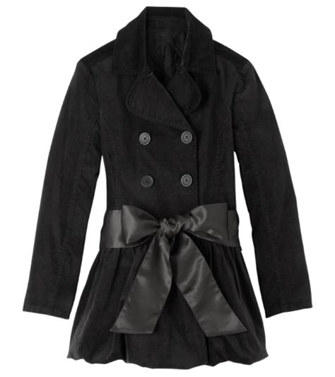 7 Jackets For Your by Justice For Coat With Bow 7 Jackets For