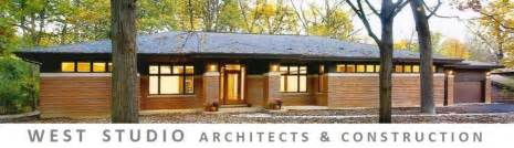 Frank Lloyd Wright Prairie Style House Plans prairiearchitect modern prairie style architecture by