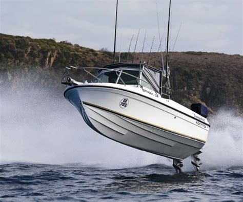 bass boats for sale in australia bass strait offshore 24 review trade boats australia