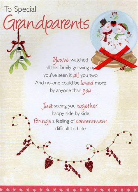 Special Wedding Bible Verses by To Special Grandparents Greeting Card