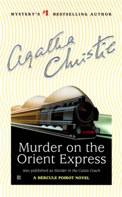murder on the orient express books best crime and mystery books best crime books