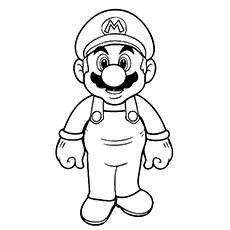 mario fireball coloring page gumball coloring alltoys for