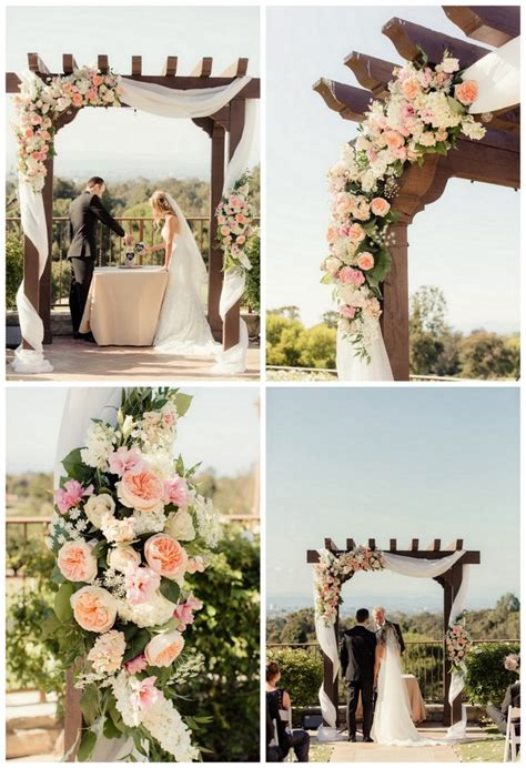 Wedding Arch Ideas by 21 Amazing Wedding Arch And Canopy Ideas Crazyforus