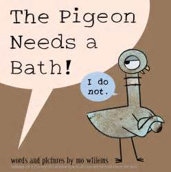 Shower Curtain Elephant Mo Willems The Pigeon Needs A Bath