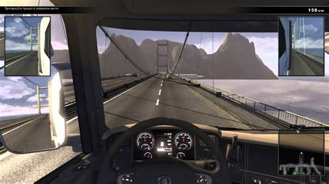 scania truck driving simulator my map free ride big