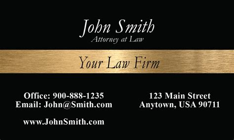 attorney business card template judge hammer bankruptcy lawyer business card design 401011