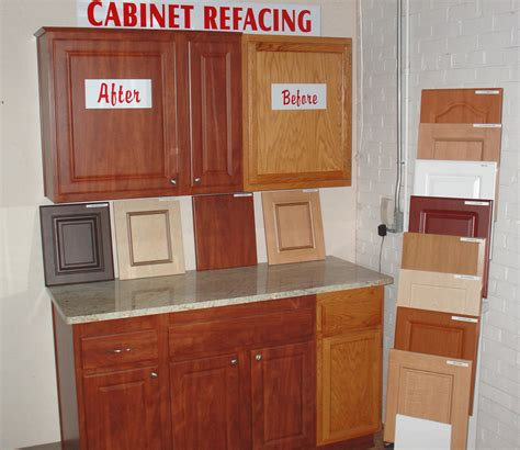 Kitchen Cabinet Refinishing Diy Cost To Reface Oak Cabinets Mf Cabinets