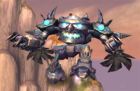 sky golem item world  warcraft