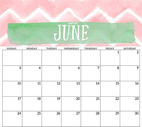 daily desk calendar 2018 best june 2018 desk calendar calendar 2018 pinterest