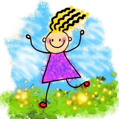 happy clipart happy stick clip free stock photo domain