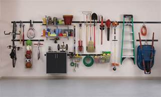 Garage Organization System - affordable garage organization get on the quot fasttrack quot garagespot