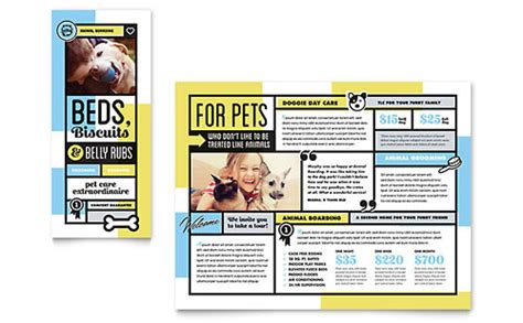 veterinary clinic newsletter template word publisher