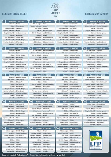 Calendrier Ligue 1 Bordeaux Calendrier Ligue 1