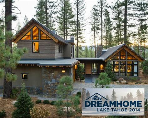 Small Lakefront House Plans by The Hgtv Dream Home 2014 In Lake Tahoe Hooked On Houses