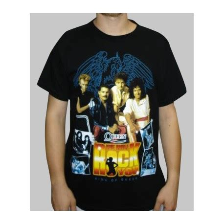 Tshirt We Will Rock You t shirt we will rock you exclusively on