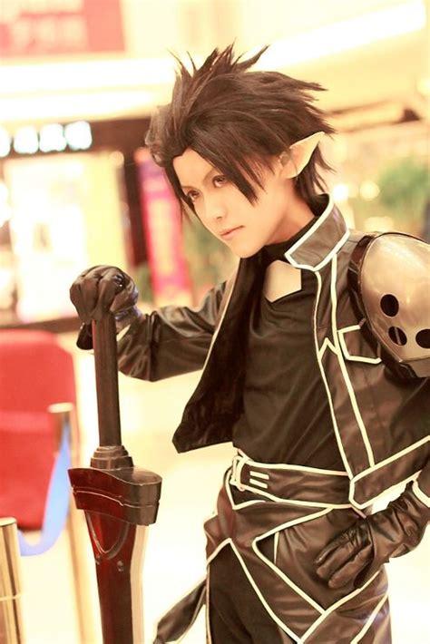 sword art online kirito cosplay kirito sword art online cosplay general cosplay
