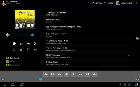 vlc player for android remote for vlc fork android apps on play
