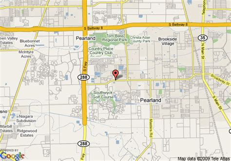 pearland texas map map of la quinta inn and suites pearland pearland