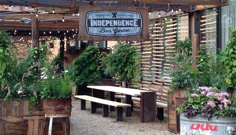 backyard beer independence beer garden sets opening date philadelphia magazine