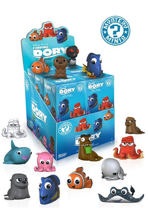Funko Pop Disney Finding Dory Dory figure insider 187 coming soon from funko finding dory pops and mystery minis