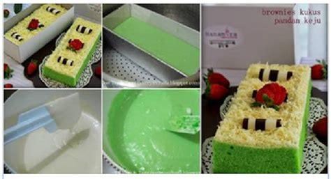 cara membuat bolu ny liem resep membuat kue brownies keju pandan kukus ny liem