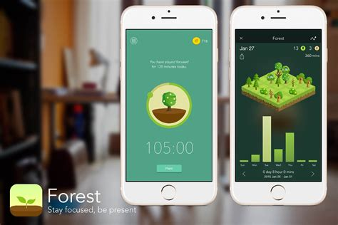 better app for iphone forest an iphone app for better concentration tools