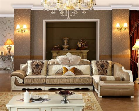 Low Price Living Room Furniture Sets 2016 Sectional Sofa Living Room Muebles New Arriveliving European Style Set Fabric Sale Low
